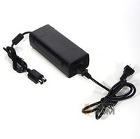 Wholesale DHL AC Adapter Power Supply Cord Charger FOR XBOX Slim