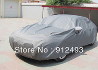 Wholesale Thicken Car Cover Guard against theft with Coded lock PEVA material Waterproof prevent scratches
