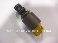 Wholesale Car Gearbox parts Solenoid Valve Part No Yellow Color Blue Black