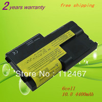 Wholesale Replacement Laptop Battery For Lenovo IBM ThinkPad T20 T21 T22 T23 T24 series K6620 K6621 K662