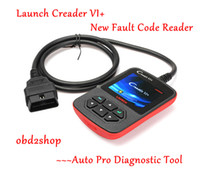 Wholesale Launch X431 Creader VI EOBD OBD2 Creader VI Plus Code Reader Fault Scan Tool