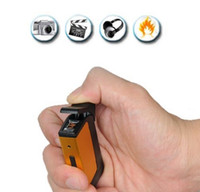 Wholesale Hidden Lighter Camera Real Lighter Spy Camera With Recording Alone Motion Detection