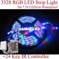 SMD 3528 high intensity led - DC V meters LED SMD RGB SMD LED Flexible LED Strip light L M waterproof High intensity