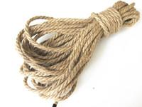 arts sex - 10m mm Shibari Kinbaku Bondage Rope Body Restraints Binder Beautiful Tie Japanese BDSM Games Art Sex Toys XLY0021