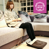 electric heating pad - Multi purpose electric heating pad warm feet treasure temperature control waterproof leak proof