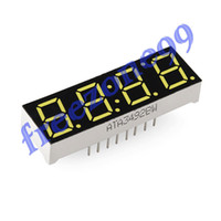 Wholesale 20pcs Segment Display Digit White Common Anode LED display FZ0442