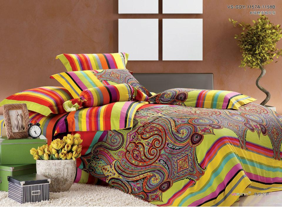 Discount Paisley Bedding King Size   2017 King Size Paisley ...