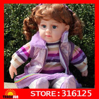 Wholesale childrens toys and gifts baby doll cm cute doll russian toy