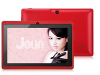 Wholesale 7 Inch Q88 Q8S Q8V Q89 Tablets PC Mini Netbook PC Pad Android Capacitive Dual Camera Tablet PC