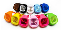 Sport fashion square - 5pcs Colorful square ss unisex fashion square watches SS COM colors silicone jelly candy watch