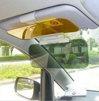 Wholesale Car Interior Sunshade Goggles Car Night Vision Goggles Day and Night Anti dazzle Mirror