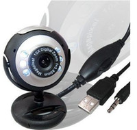 ≤ 1 Mega 1280x1024 VGA Computer webcam digital webcam 500 pixels wire night vision webcam