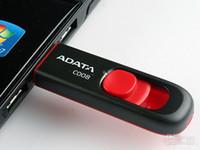 Wholesale Hot ADATA C008 GB USB Flash Memory Pen Drive Stick Drives Sticks Pendrives Thumbdrive Disk X50