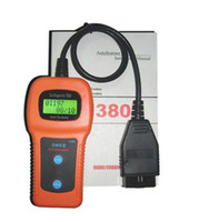 Wholesale OBD2 U380 Automotive Diagnostic Equipment Car Detector Car Computer Analyzer