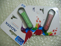 Wholesale For ADATA S007 GB USB Flash Memory Pen Drive Stick Drives Sticks Pendrives Thumbdrive Disk X30