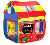Wholesale child play house meters large tent game house kids play tent children picnic tent