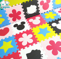 Wholesale Baby Floor Mat Children s Environmental Tasteless Eva Foam Mat puzzle foam pad floor m