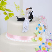 Wholesale wedding cake topper wedding gift