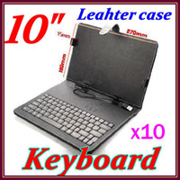 universal superpad - 10pcs Inch case keyboard for inch superpad tablet pc RW L11