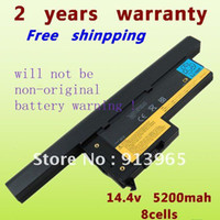 Wholesale NEW LAPTOP BATTERY FOR IBM LENOVO X60 X61 Series THINKPAD X60S X61S will not be no