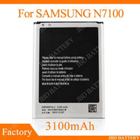 Wholesale N7100 Battery Note Batteries For Samsung Galaxy Note EB595675LU