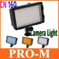 Wholesale CN LED Video Light for Camera DV Camcorder Lighting K for Canon Panasonic