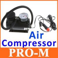 Wholesale Portable Car Auto V Electric Air Compressor Tire Inflator PSI