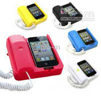 Wholesale PhonexPhone Fixed Line Phone Design Charging Station Power Dock with Power Cable for iPhone GS