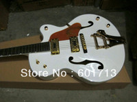 Wholesale New Arrival G6136T WHITE FALCON Electric Guitar Musical instruments HOT