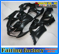 Gloss black fairings for 2005 2006 ZX 6R 636 Ninja ZX6R 05 0...