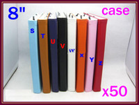 Wholesale 50pcs Android Leather case for inch tablet pc of colour available epad RW L11