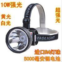 Wholesale Whterproof T6 W LED Lumen Headlight Headlamp Bicycle Bike Light Waterproof Flashlight