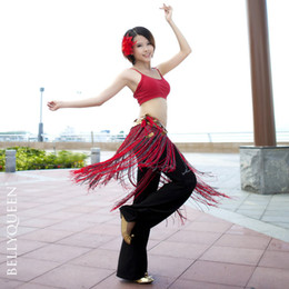 Wholesale Belly dance new hip scarf tribal style belly dancing belt women wear costumes tribal accessories tas