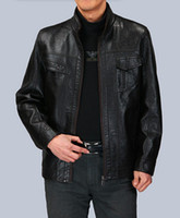 Wholesale New Man furs sheep leather leather jackets and LiLing skin coat