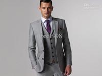 Classic Men's Suits Groom Tuxedos 2013 Groomsman Bridegroom ...