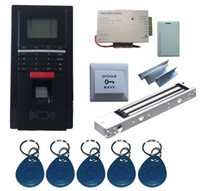 Wholesale Single Door Biometric Fingerprint and RFID Card Access Control System amp Time Attendance Kits