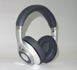Wholesale good quality executive DJ headphones with noise cancelling folding earphones Seal box in stock