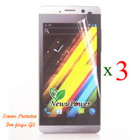 Wholesale Original JIAYU G3 Screen Protector JIAYU G3 Protective Film In Stock
