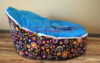 Wholesale hot sale doomoo baby beanbag baby seat baby chair baby bed