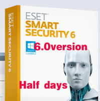 Wholesale ESET NOD32 ESET Smart Security English version days half year user active key