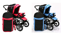 Wholesale basket carrycot perambulator baby carrier stroller Folding Infant Bassinet wheel inflatable