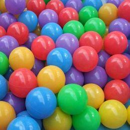 Wholesale Baby toys CM wave ball Ball pits Ocean ball PE plastic balls Tent balls