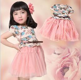 Wholesale baby dress kids clothes girl lovely waistband princess skirt Type of tall waist children cotta skirt