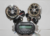 Wholesale Waterproof Electric Vehicle bone Bicycle Motor car Audio Support mp3 SD Turnnig function player