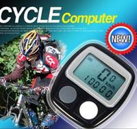 Cheap Warterproof Bike Odometer Best Speedometer  Bicycle speed meter