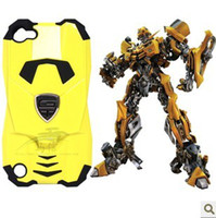 Wholesale itouch5 protection shell i touch5 protective sleeve touch5 robot coupe Silicone Case