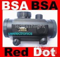 BSA RD30 bsa - BSA mm Red Dot Scope RD30 cree led flashlight seller Barrel mount laser QD