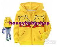 Wholesale baby s coat love cartoon pattern style autumn wear unisex children s Hoodie good baby