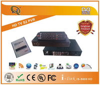 Wholesale satellite TV receiver in North America ILink HD