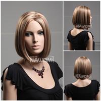 Cheap bob wigs Best synthetic women hair
